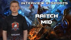Interview with Raitch/R4itch