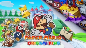Review: Paper Mario Origami Kingdom