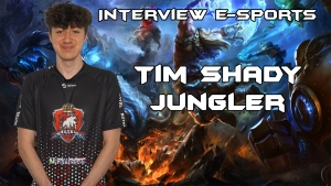 Interview with Tim Shady